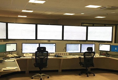 In August our Control & Display Solutions business was part of a team that installed a new signalling control system for operator Nexus in the Metro Control Room – the single biggest upgrade for almost 40 years.